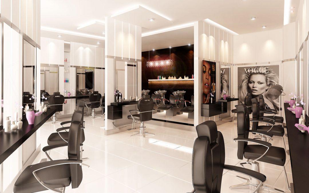Beauty Salon Canvas Art Decor Ideas Prints A La Mode