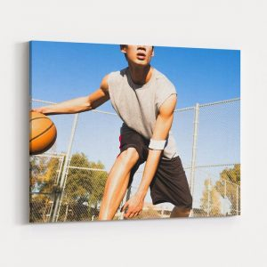 Basketball Canvas