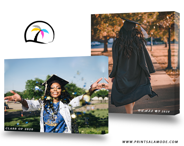 Graduation Gift Ideas – Grad Photo Canvas Prints